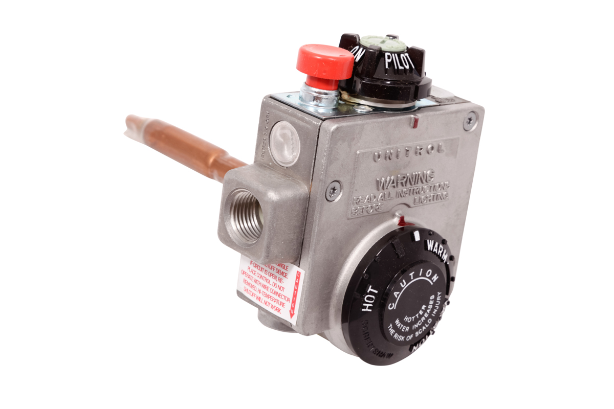 AO SMITH 100093796:K,GAS CONTROL VALVE,NATURAL (replaces 9006605005)